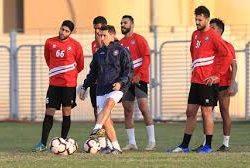 #النصر يواصل تدريباته بمتابعة نائب الرئيس