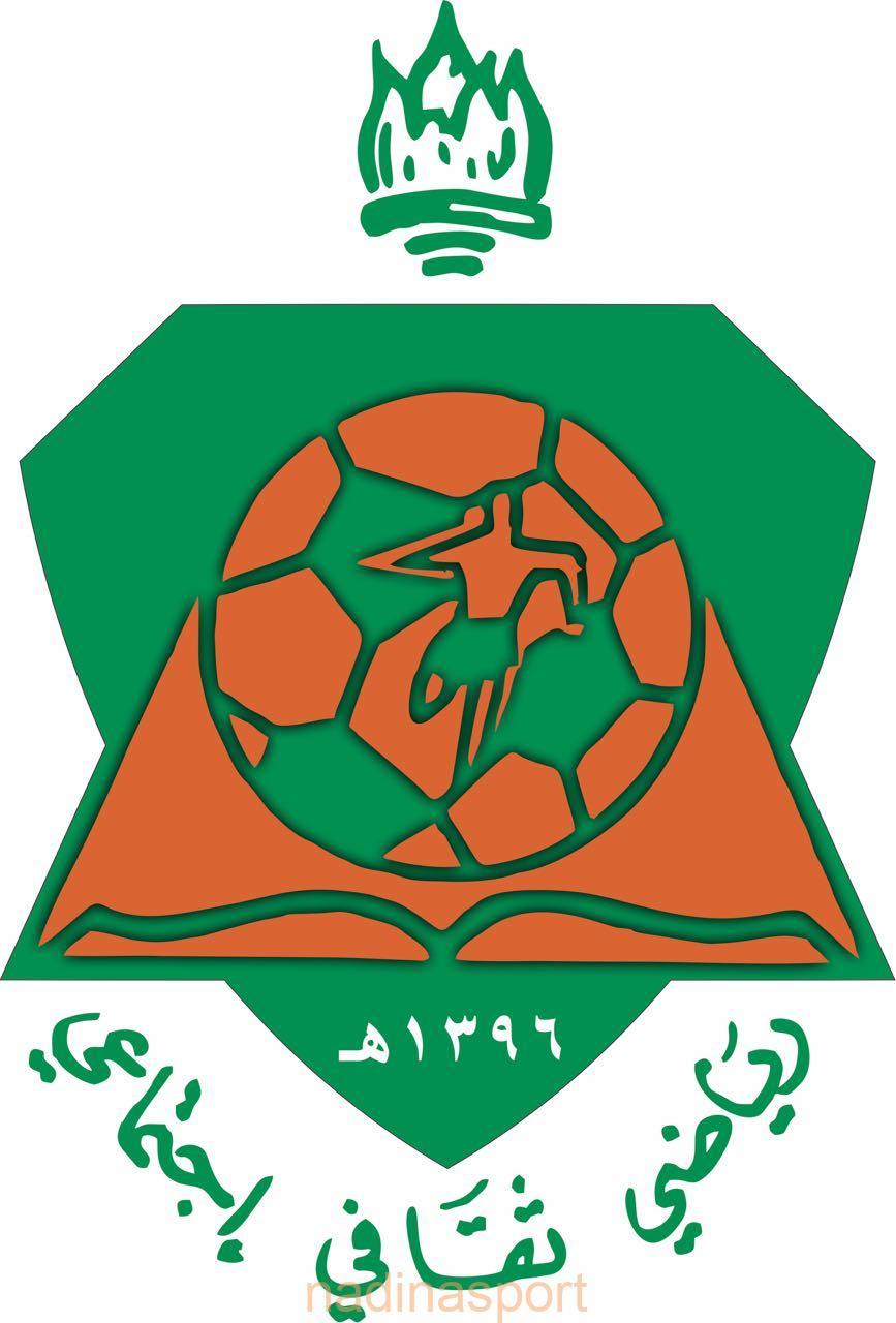 شعار نادي الروضة الحالي