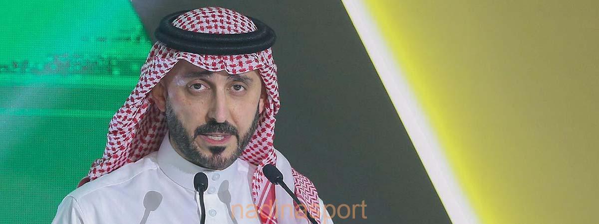 """رئيس الاتحاد السعودي قصي الفواز يشارك في جلسات مؤتمر دبي الرياضي الدولي تحت شعار """"كرة القدم والاقتصاد"""""""