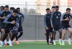 #النصر يختتم استعداداته لمواجهة الاتحاد