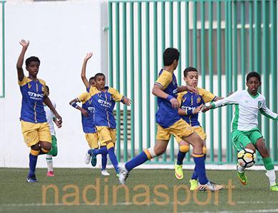 النصر مع الهلال و3 مواجهات في الجولة السابعة من دوري البراعم تحت 13 عامًا الجمعة