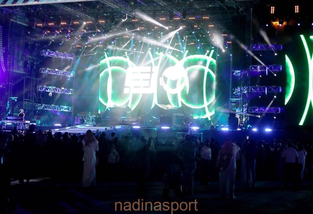 """مهرجان سباق """"السعوديّة للفورمولا إي– الدرعية"""""""