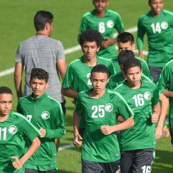 الأخضر يبدأ استعداداته لمواجهة لبنان السبت المقبل في كأس آسيا