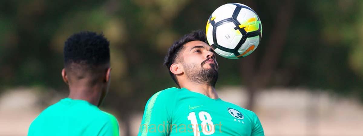 المنتخب الوطني تحت 21 عامًا يواصل تدريباته بمعسكر الرياض