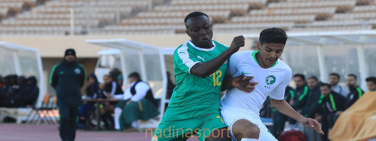 الأخضر الشاب يخسر ودية السنغال ضمن الإعداد لكأس العالم