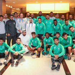 كأس آسيا 2019 : الأخضر يستهل تدريباته في أبو ظبي استعداداً لمواجهة قطر