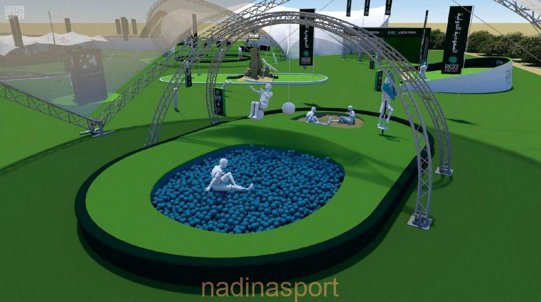 """""""قرية الجولف العائلية"""" أولى الفعاليات المصاحبة للبطولة السعودية الدولية لمحترفي الجولف"""