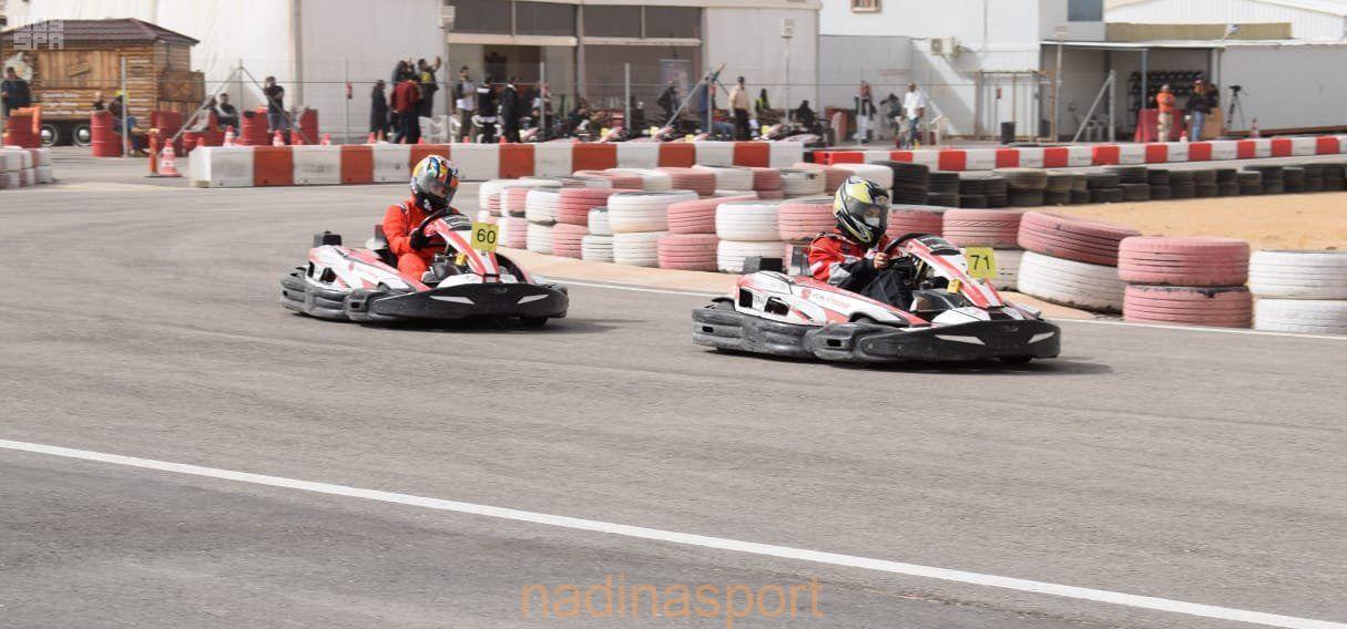 المتسابقات السعوديات يستحوذن على المراكز الأولى في بطولة SWS-SPRINT بالجولة الثانية