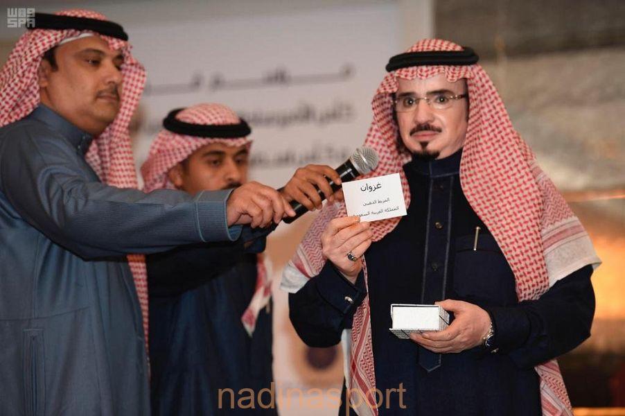 الأمير فهد بن خالد بن سلطان يشكر القيادة على اهتمامها ببطولات الخيل العربية