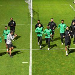 كأس آسيا 2019 : بيتزي يتحدث غداً عن لقاء اليابان .. والأخضر يبدأ تحضيراته بتواجد هوساوي والشهراني