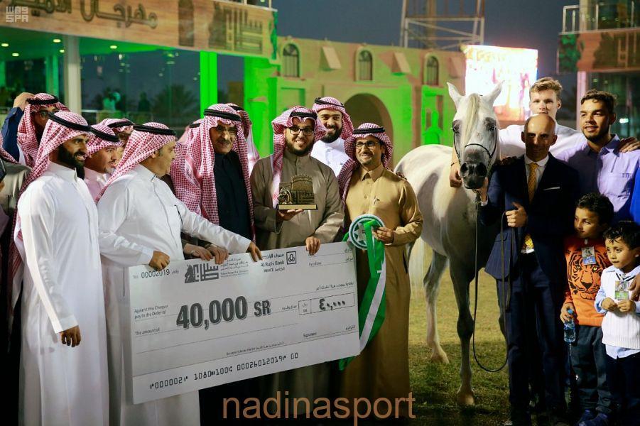 منافسات مهرجان الأمير سلطان بن عبدالعزيز العالمي للجواد العربي تتواصل في يومها الثالث
