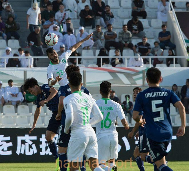 كأس آسيا 2019 : الأخضر يخرج من البطولة بخسارته من اليابان