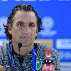 مدرب منتخبنا الوطني : جاهزون لليابان .. وطموحنا عالٍ في كأس آسيا