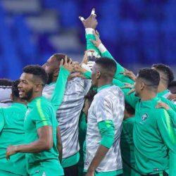 الأخضر يواجه قطر في ختام دور المجموعات الآسيوية