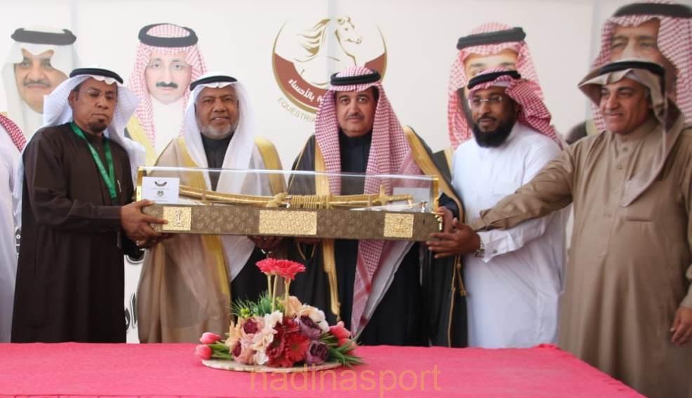 «نزاح الخصوم» يخطف كأس كرنفال مهرجان الوفاء لسمو الأمير سلطان بن محمد بن سعود الكبير بالأحساء
