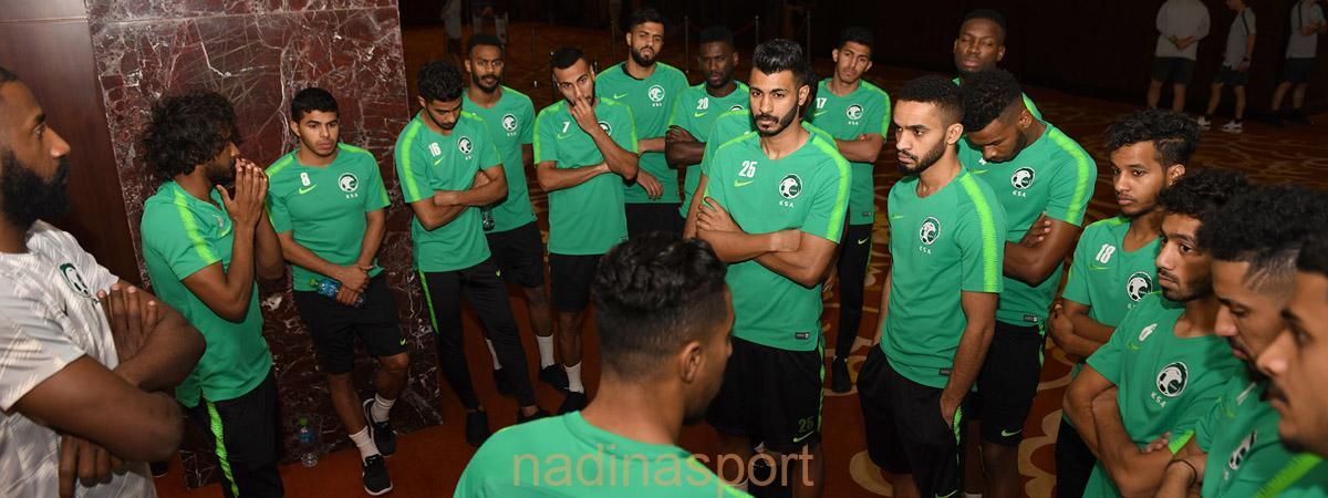 المنتخب الوطني يعاود تدريباته تحضيراً لختام دور المجموعات