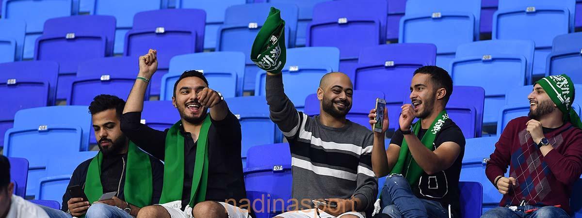 دعم الجماهير يقود الأخضر إلى ثمن نهائي كأس آسيا