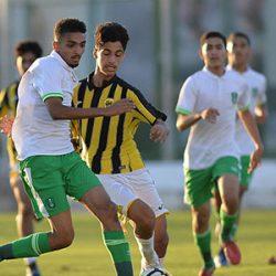 المنتخب الوطني تحت 21 عامًا يفوز على العراق وديًا