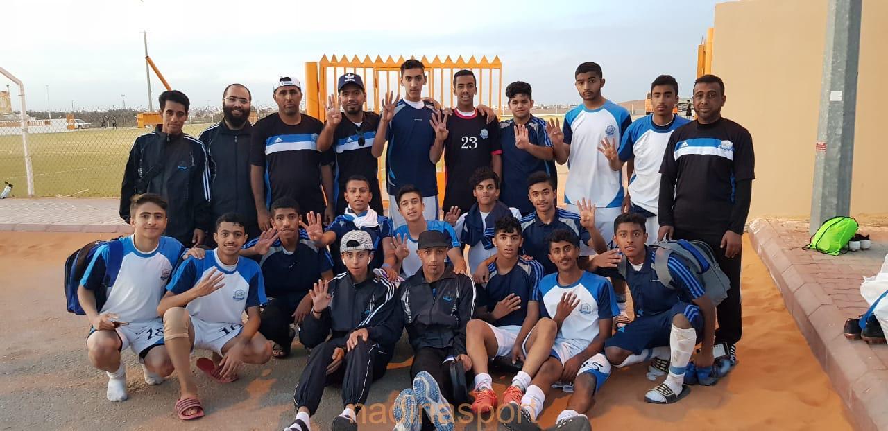 براعم وناشئين القارة يقابلون الوحدة والعدالة ببطولة المملكة لكرة القدم