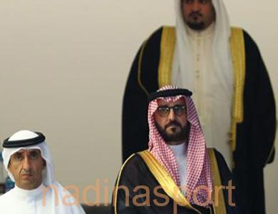 رئيس الاتحاد السعودي يهنئ الاتحاد الإماراتي واللجنة المنظمة على نجاح حفل افتتاح كأس آسيا