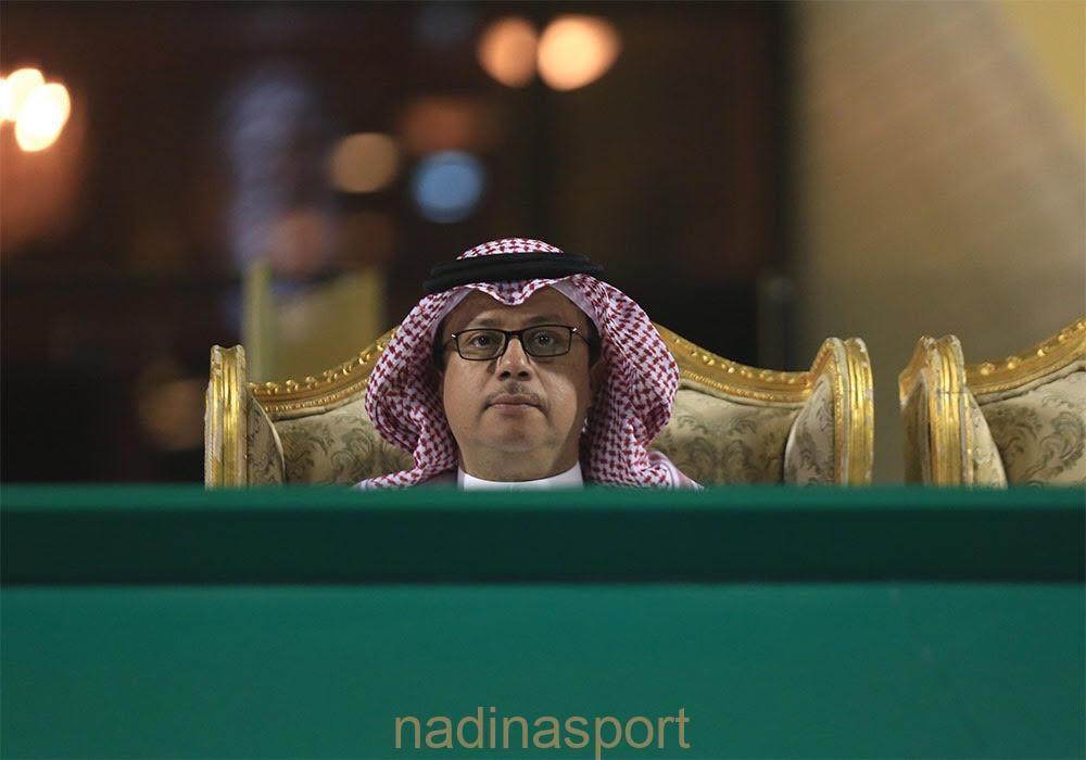 رئيس هجر حمد العريفي يقدم اعتذاره لكافة جماهير النادي بعد الخسارة الأخيرة أمام الجيل