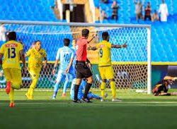 الشباب يتغلب على القادسية بهدف نظيف ضمن مواجهات الجولة الـ21 لدوري كأس الأمير محمد بن سلمان للمحترفين