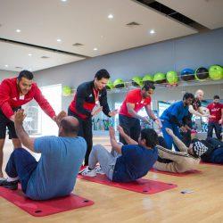 #هجر يواصل تدريباته اليومية استعداداً لمباراته المقبلة أمام الشعلة