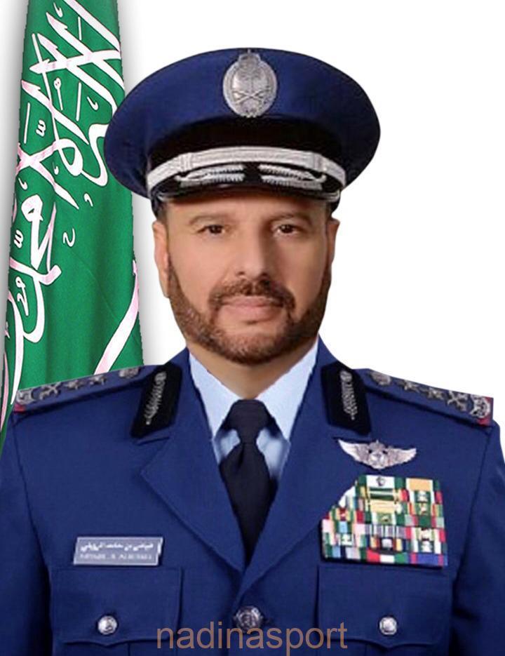 معالي رئيس هيئة الأركان العامة الفريق الأول الركن فياض بن حامد الرويلي