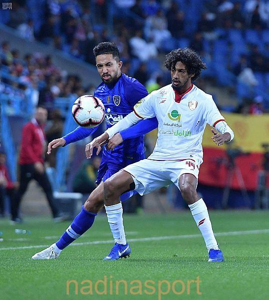#الهلال يحقق فوزه الرابع على التوالي.. ويعزز صدارته لدوري كأس الأمير محمد بن سلمان للمحترفين