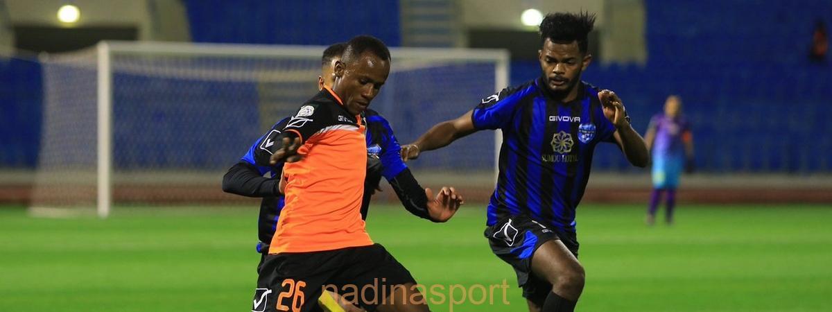 3 انتصارات وتعادلان في انطلاقة الجولة 23 من دوري الأمير محمد بن سلمان للدرجة الأولى