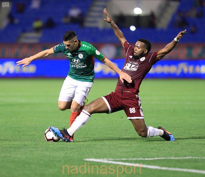 فوز الحزم والفيصلي في الجولة 20 لدوري كأس الأمير محمد بن سلمان للمحترفين