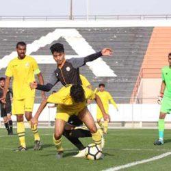 4 انتصارات وتعادل وحيد في ختام الجولة 13 من دوري البراعم تحت 15 عامًا