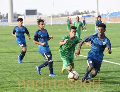 #الجيل يفوز على الخليج بالجولة 19 من الدوري الممتاز للناشئين