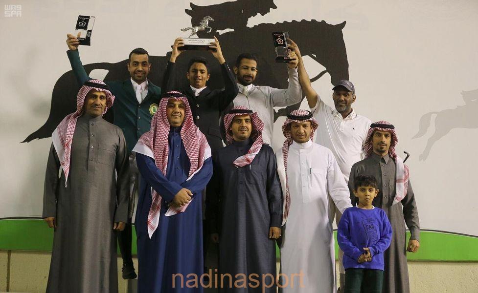 المنتخب السعودي للفروسية يتأهل إلى بطولة كل الأمم في برشلونة الإسبانية