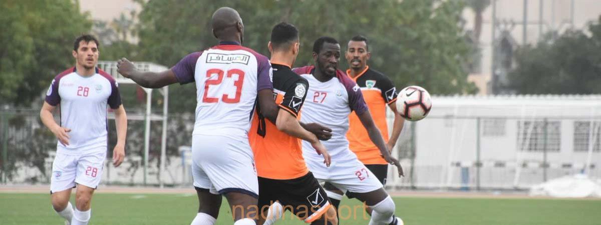 3 انتصارات وتعادلان في ختام الجولة 26 من دوري الأمير محمد بن سلمان للدرجة الأولى