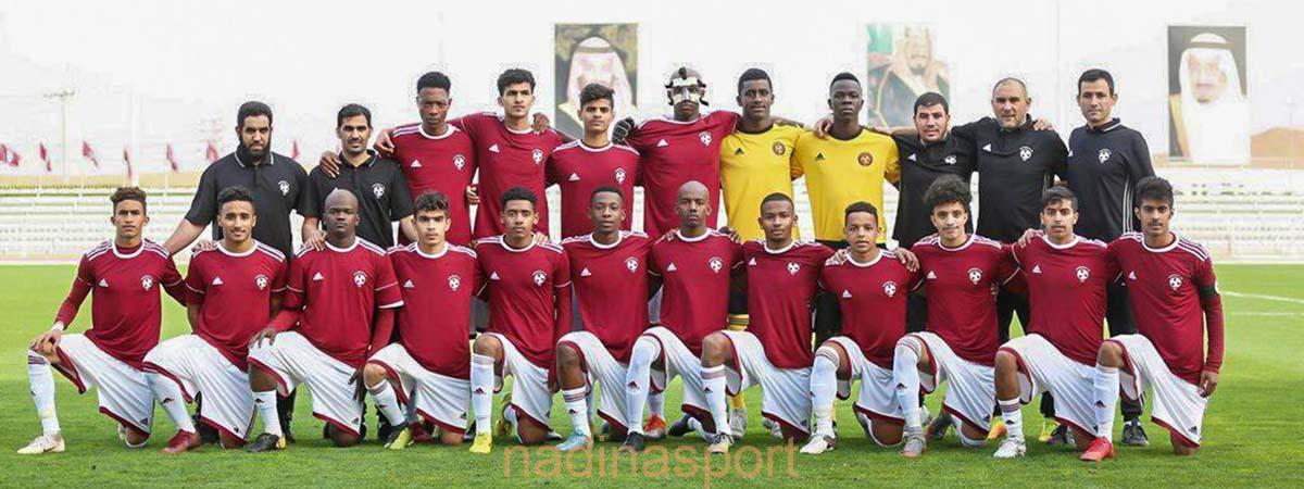 #الفيصلي يتوج بطلًا لدوري الدرجة الأولى للشباب