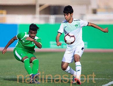 خمسة انتصارات وتعادلان بالجولة 19 من الدوري الممتاز للشباب