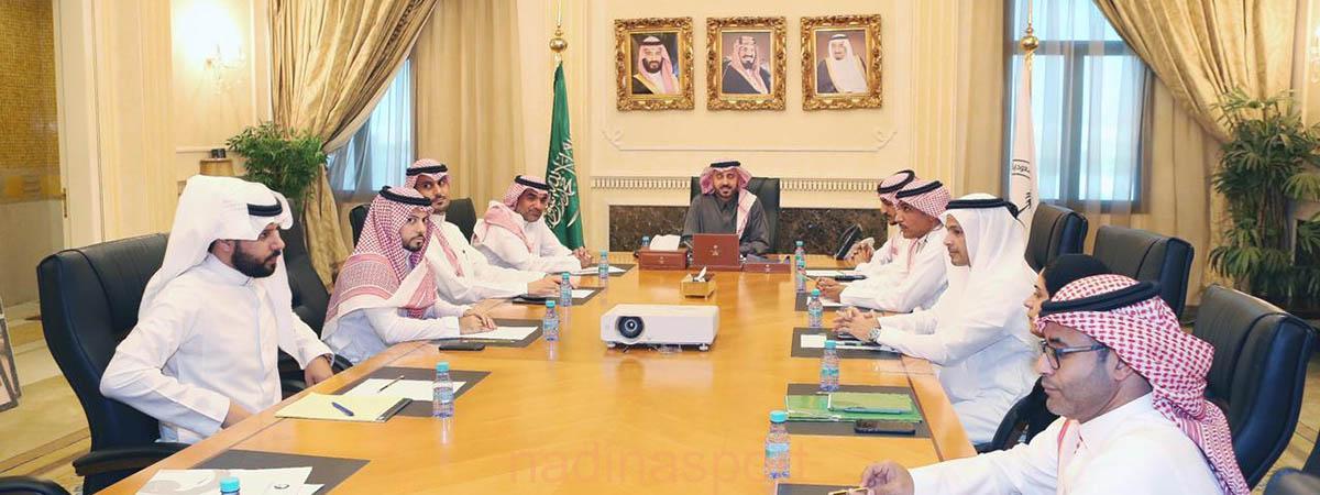 الفواز يقدم استقالته من رئاسة الاتحاد السعودي لظروفه الخاصة
