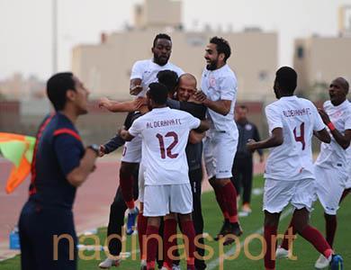 فوز الدرعية على المزاحمية في ختام الجولة 15 من دوري الدرجة الثانية