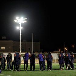 النجم يعقد ورشة عمل لفريق مشرفين نادي حي متوسطة الطرف