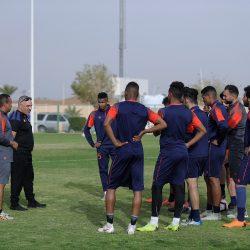 #هجر يواصل تدريباته اليومية استعداداً لمباراته المقبلة أمام الوشم