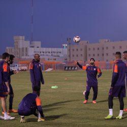 #هجر يواصل استعداداته لمباراته المقبلة أمام العروبة