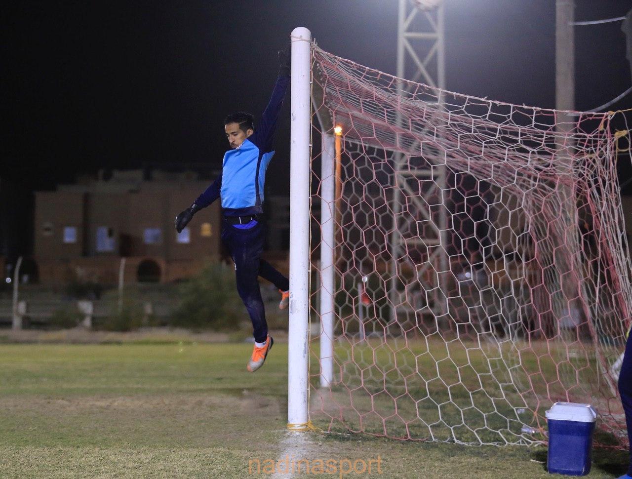 #هجر يواصل استعداداته لمباراته غداً أمام الوشم