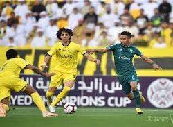 #الهلال السعودي يقترب من الدور قبل النهائي لكأس زايد للأندية العربية بفوزه على الاتحاد السكندري