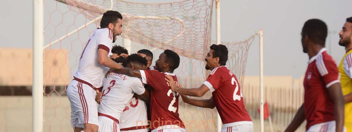 فوز حطين على الحائط في افتتاح الجولة 14 من دوري الدرجة الثانية
