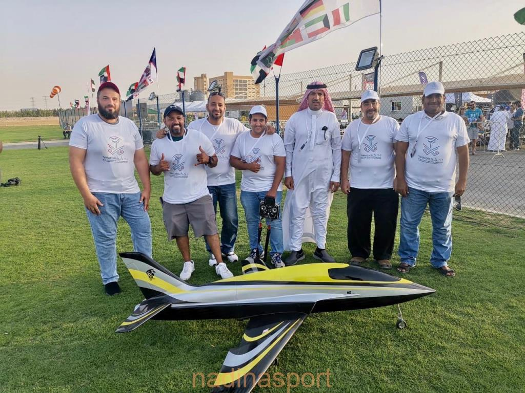أخضر الرياضات اللاسلكية في بطولة دبي ماسترز الدولية4