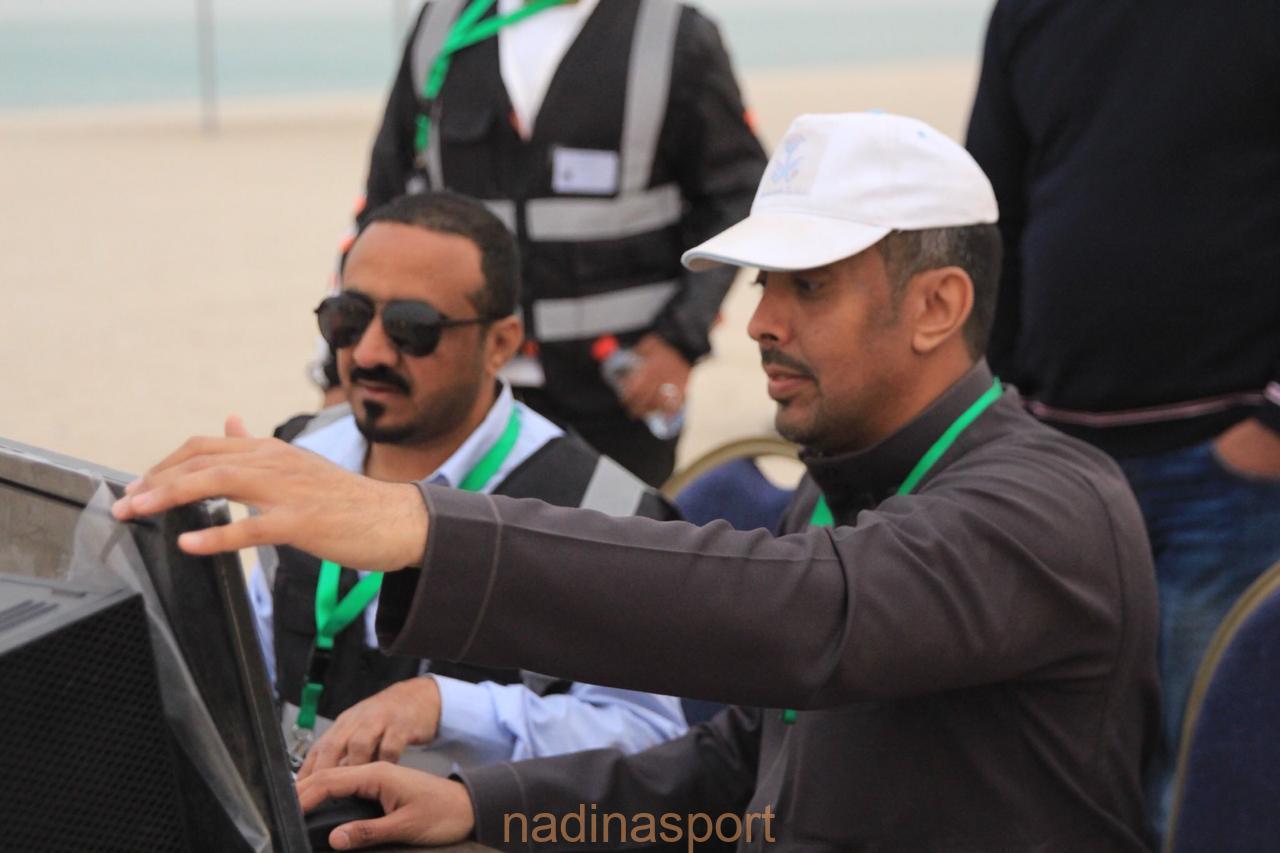 رئيس الاتحاد السعودي للرياضات اللاسلكية يتوج الفائزين في بطولة الجبيل