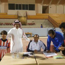 لجنة الحكام تختتم دورة المقيمين بحضور 52