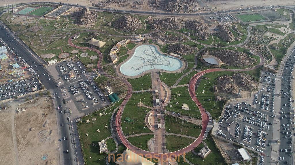 إطلاق أكبر حملة مشي بمنتزه الردف السياحي بالطائف