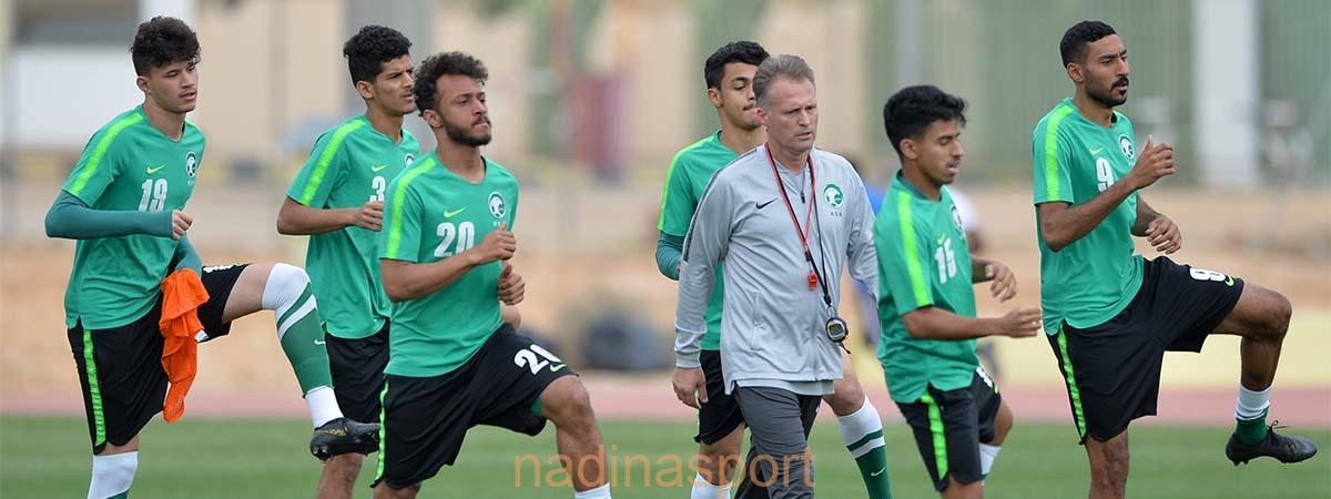 المنتخب الوطني تحت 23 عامًا يواجه شقيقه الإماراتي في ختام التصفيات الآسيوية الثلاثاء